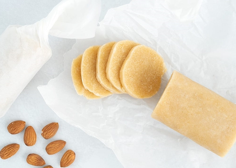 marzipan selbst machen klassisches rezept marzipanrohmasse