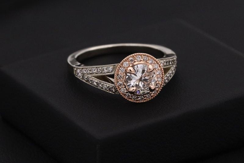 trends 2021 schmuck rings damen silber mit diamanten und kristalien