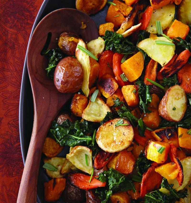 vegetarische gerichte mit gemüse herbstgerichte als hauptspeise