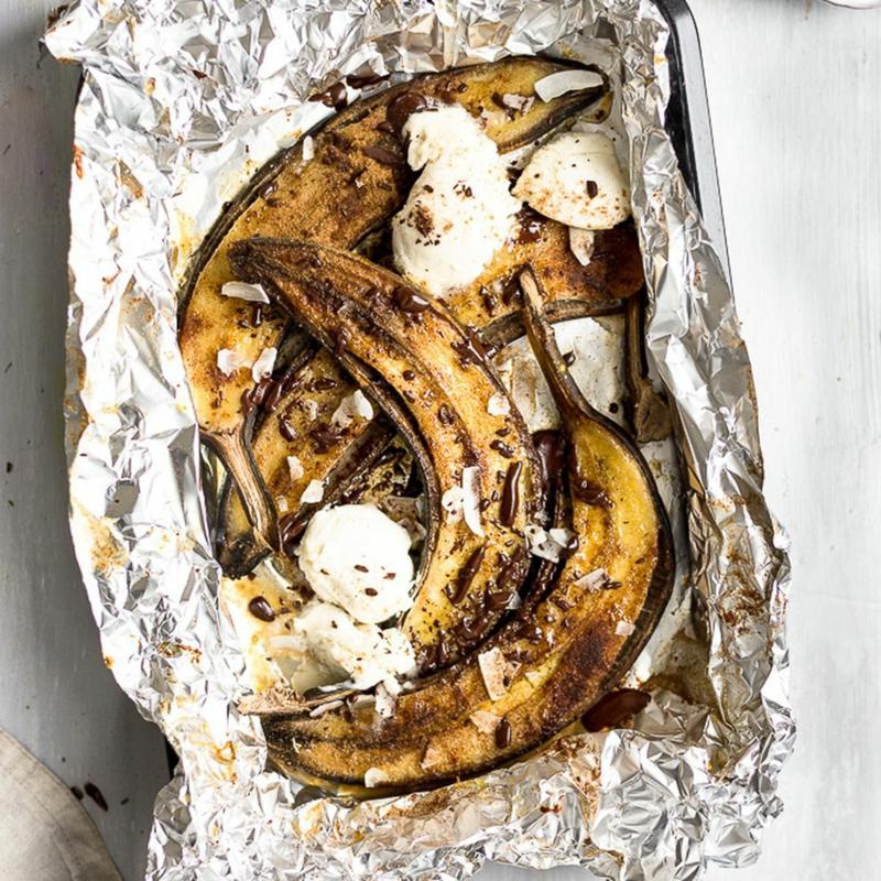 3 alte banenen verwerten gebackenen bananen selber machen rezepte