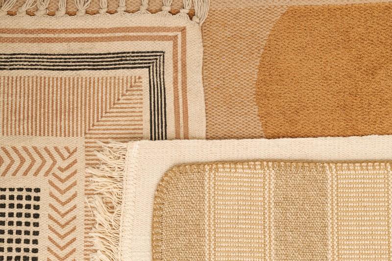 aesthetic textile background, ethnic pattern