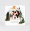familienfoto weihnachtskarten selber gestalten kreative ideen