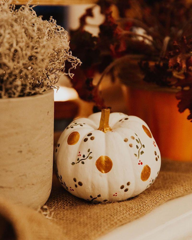 Herbstliche Dekoration   kreative Vorschläge für Ihre Wohnung ...