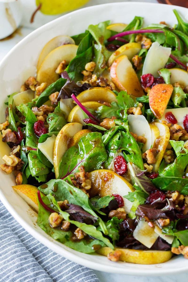 herbstsalat rezepte traditionell ideen und.leichte rezepte zum selber machen