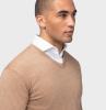 herren pullover beige style guide girav