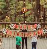 kindergeburtstag im herbst feiern im garten