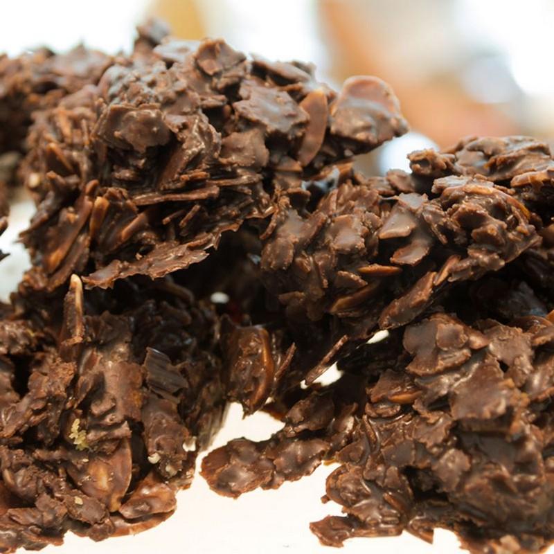 schoko crossies mit palmin rezept für schoko crossies mit rum selber machen